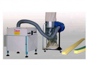 Foam Grooving Machine
