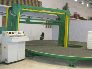 Carrousel Cutting Machine