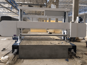 Long Sheet Horizontal Cutting Machine