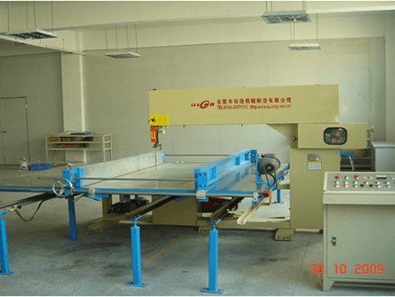 2017 China New Design Eva Foam Machine -