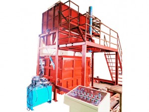 Machine Rebond Foam