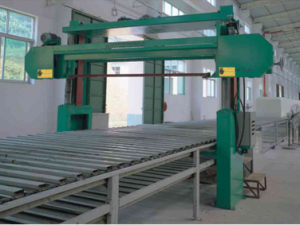 Foam Top Scherpe Machine