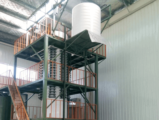 Vertical Continuous Foam Machine for Round Block Featured Image